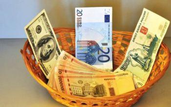 Калькулятор валют онлайн, курс рубля, доллара, евро, гривны